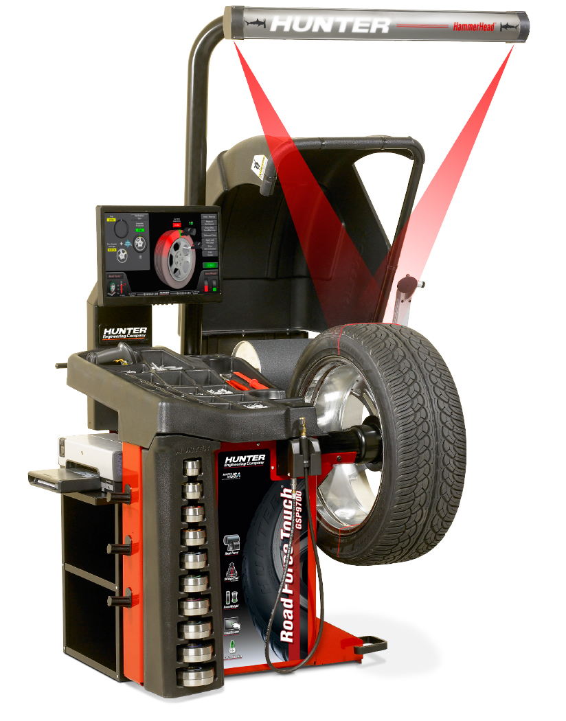 Road Force® Elite Wheel Balancer