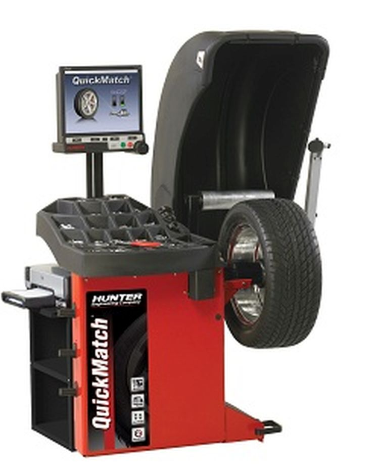 QuickMatch® Wheel Balancer