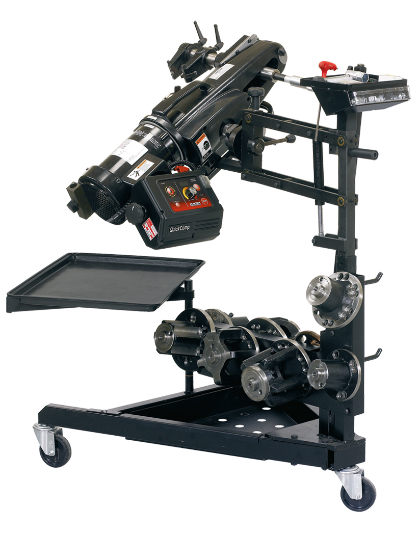 QuickComp® Brake Lathe