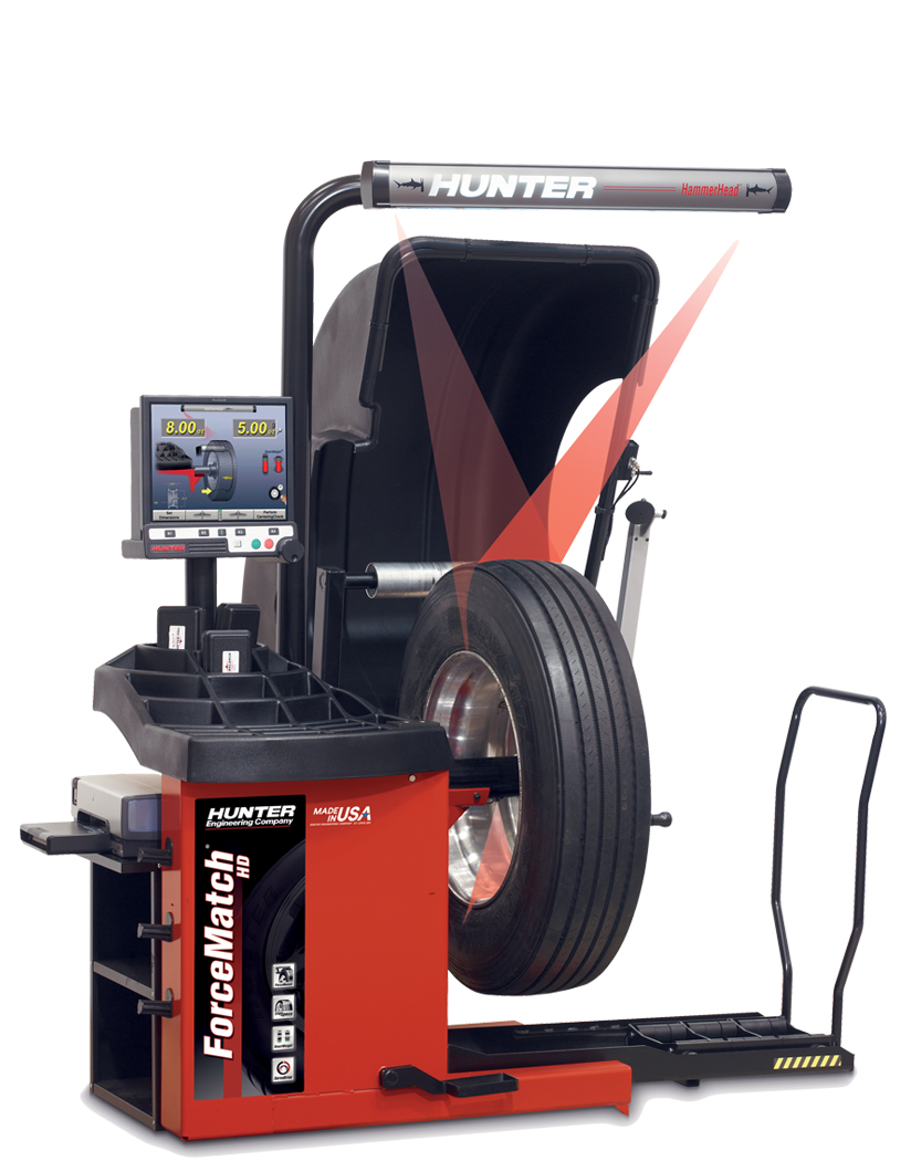 ForceMatch® HD Wheel Balancer