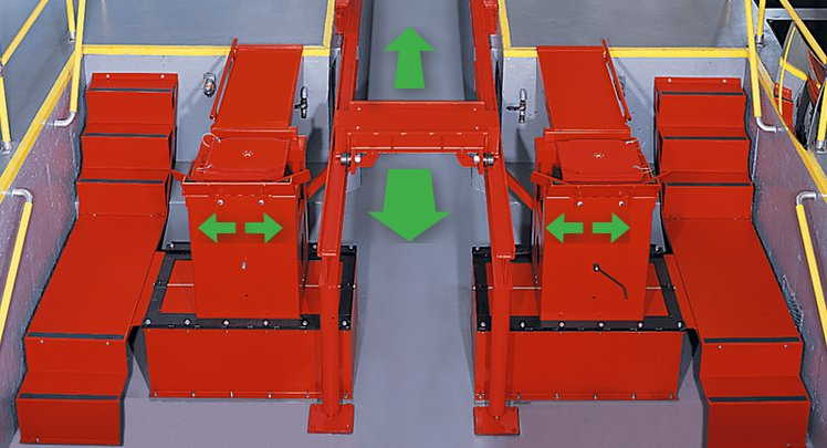 Heavy Duty Pit Racks